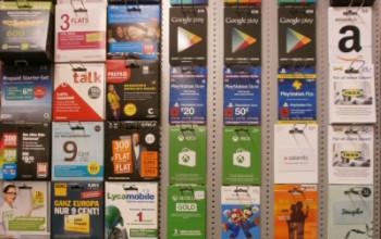 Prepaid-Karten